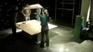 Tijdens de stART Factory op 16 november 2006 in De Pudding maakte d...