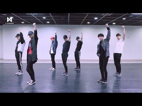 MONSTA X (몬스타엑스) - JEALOUSY Dance Practice (Mirrored)