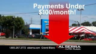 Al Serra Auto Plaza Giant Tent Sales Event Grand-Blanc MI Flint MI