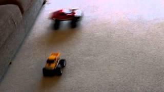 Pi-Cars on the Raspberry Pi Camera