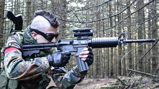 Airsoft Warfare Section8, Scotland HD