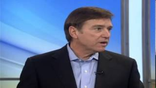 """Darden North interview on morning TV news about the release of new novel """"Wiggle Room"""""""