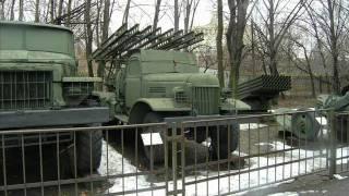 Центральный музей вооруженных сил РФ 10.04.2011 ч.1