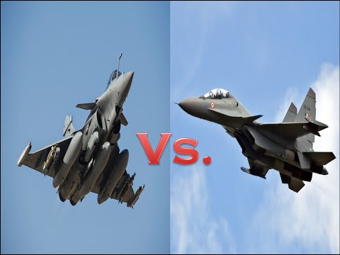 Sukhoi Su-30MKI Vs. Dassault Rafale... Does India Really Need Rafale?