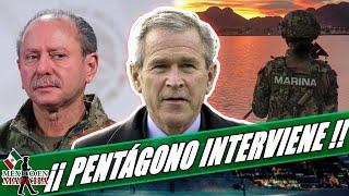 A Billetazos Pentágono Interviene En La Marina!! Compraron Varios Almirantes Para Dominar a AMLO!!