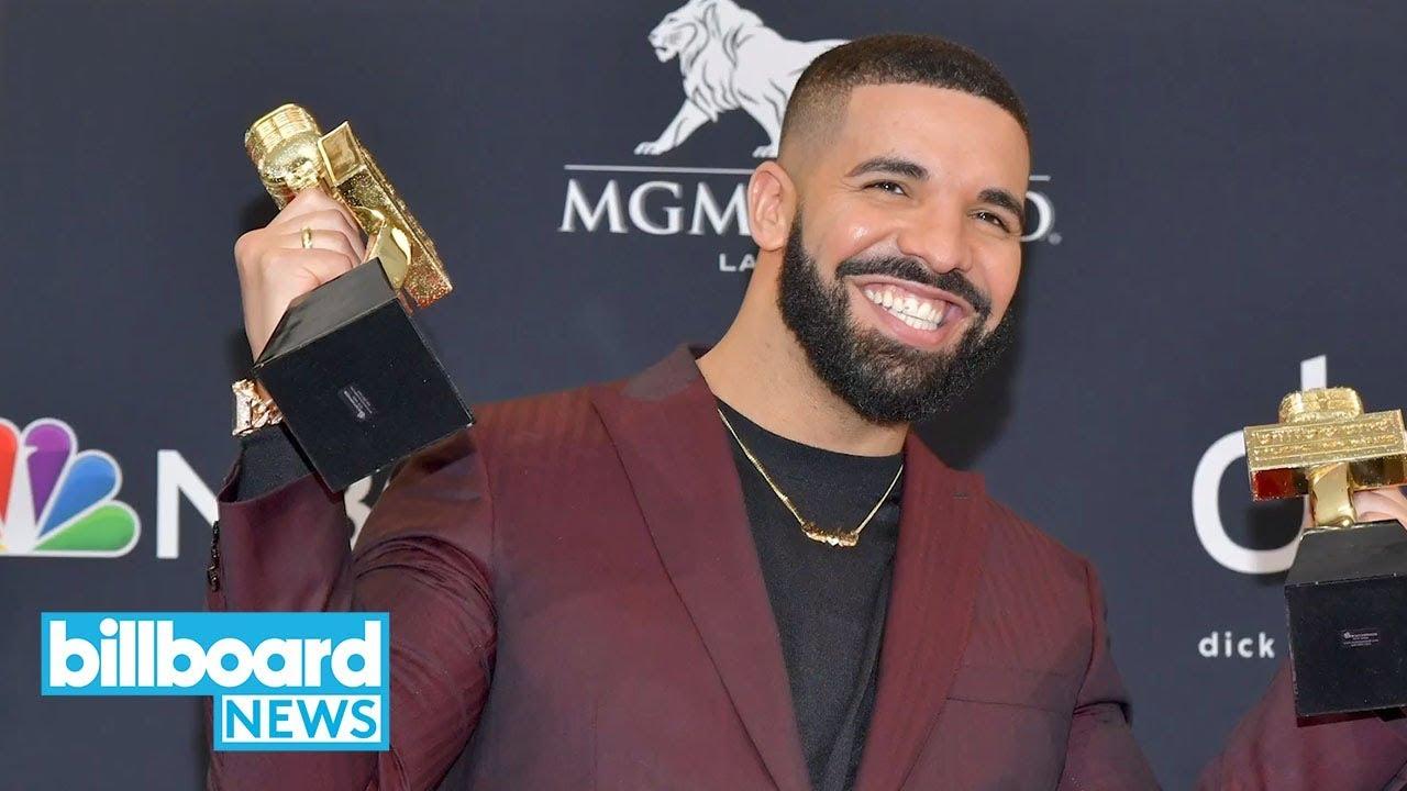 Billboard Music Awards Will Award Drake Artist Of The Decade Award  [VIDEO]