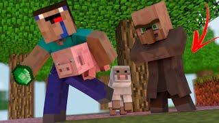 Top 3 Animações Engraçadas de Minecraft!