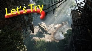 let s try crysis 3 1080p pc gameplay radeon hd 7970