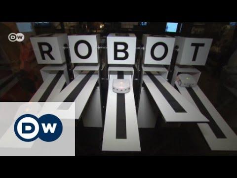 Hello, Robot: Der Roboter-Boom im Museum | Euromaxx