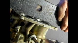 ремонт карбюратора, основные болячки К151 Пекар змз406
