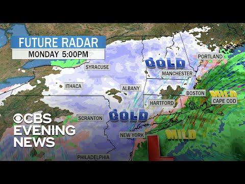 Winter Storm Forecast