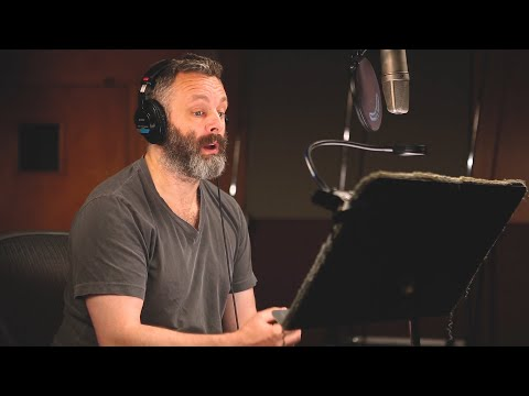 Michael Sheen reads from Philip Pullman