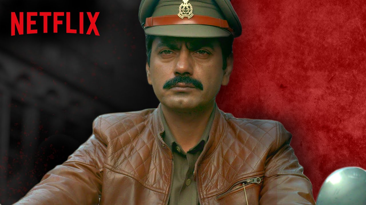 Nawazuddin Siddiqui Top 5 Badass Moments | Netflix India