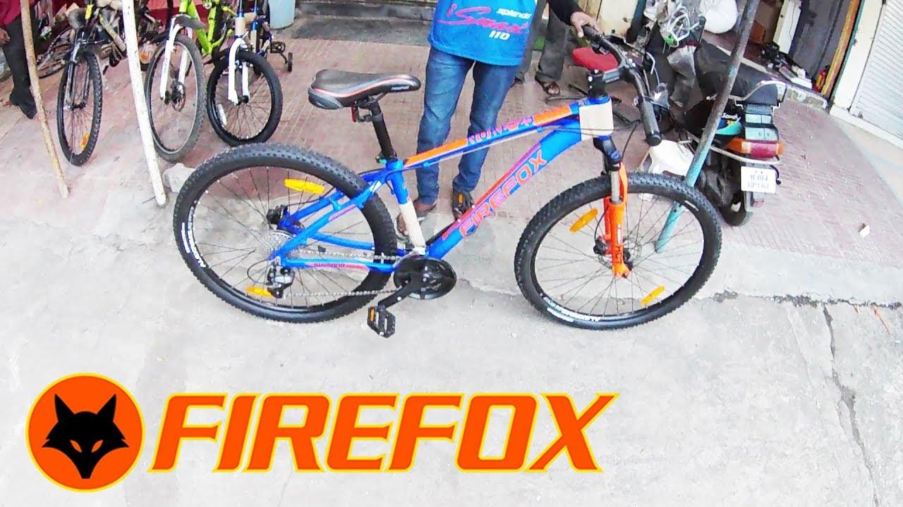 cd49e118445 Riding a ₹32,000 Firefox Cycle!! (Firefox Nuke 29) - YouTube