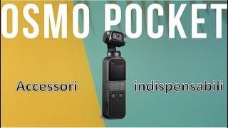 Un accessorio indispensabile per OSMO POCKET DJI ITA