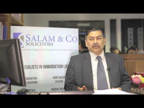 Salam Immigration - British Nationality