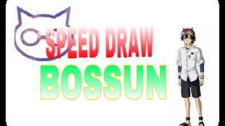 "SPEED DRAW- ""BOSSUN"" SKET DANCE {FAIL IN THE HAIR}"