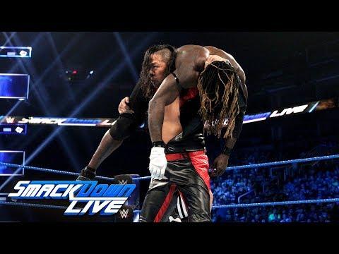 HINDI - Shinsuke Nakamura vs. R-Truth - United States Title Match: SmackDown LIVE, 29 January, 2019