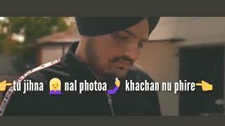 Sidhu Moose wala new whatsapp status   By STATUSBOY Status boy  