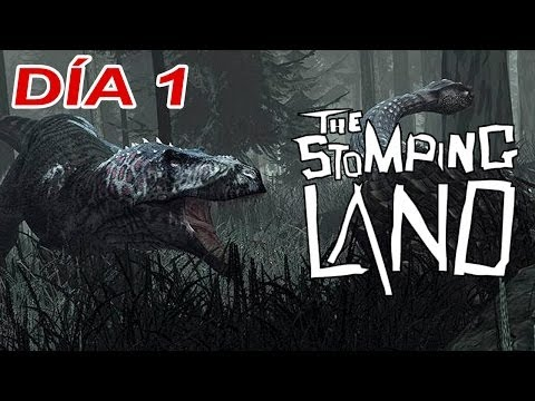 The Stomping Land I Día 1 I Lets Play I Español I Pc I 1080p