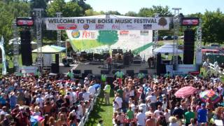 Andy Grammer: Keep Your Head Up at Boise Music Festival 2011