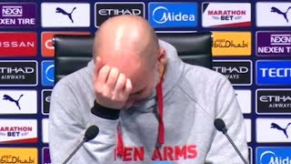 Man City 4-1 Wolves - Pep Guardiola - 'Stats Incredible But Focused On Man Utd' - Press Conference