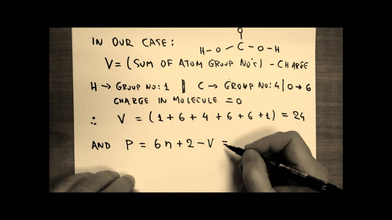 Lewis electron dot structure of carbonic acid H2CO3 - YouTube