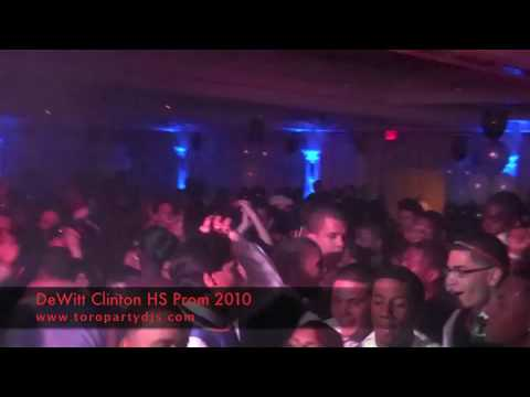 DeWitt Clinton HS Prom 2010 - Toro Party DJs - Bronx, NYC