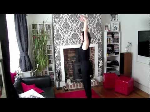 Posture for singers - Sarah Brickel...