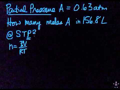 L35 6 Partial Pressure Calcs