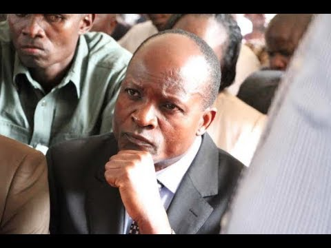 Governor Okoth In Court Over Murder Of Sharon Otieno