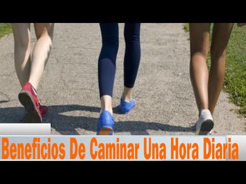 Beneficios De Caminar Una Hora Diaria: Varios Beneficios De Caminar Una Hora Diaria