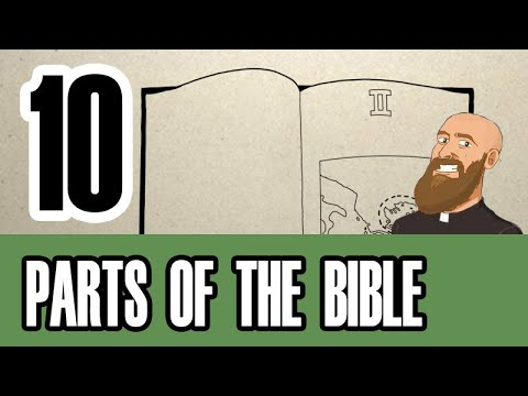 3MC - Episode 10 - What are the parts of the Bible?