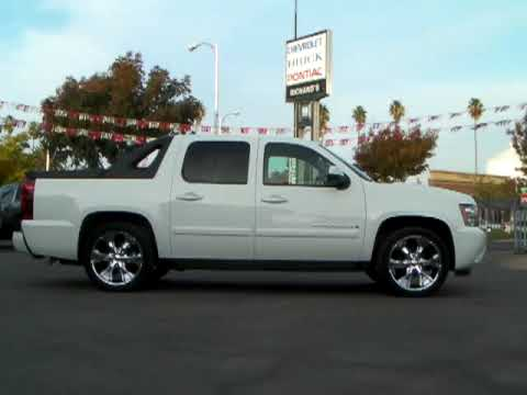 2007 chevrolet avalanche ltz dvd navi moon roof 22 summit. Black Bedroom Furniture Sets. Home Design Ideas