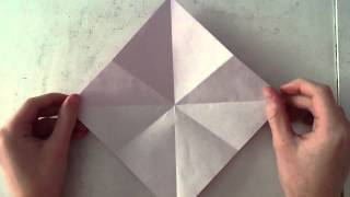 How To Make An Origami Tulip With Stem