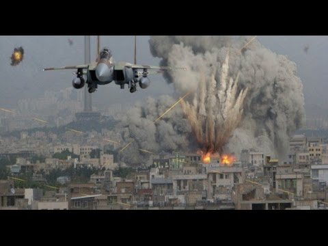 Breaking: Israeli Air Force bombs Syrian Army in northwest Damascus!!!