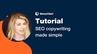StoryChief SEO Writing Tool - How to get more traffic with articles.
