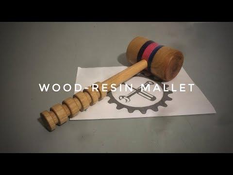 ZepLabs: Wood-Resin Mallet