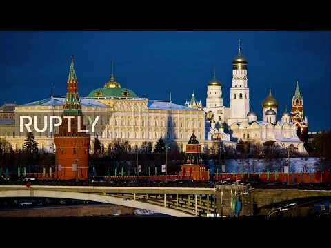 LIVE: Putin meets with Federation Council and State Duma leadership