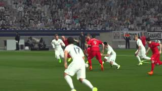 PES 2016 | Online Gameplay - FC Bayern München vs Real Madrid (PS4)