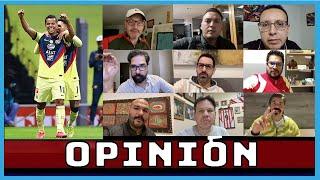 Los expertos de El Universal Deportes analizan el triunfo de las Águilas en el Clásico Nacional del futbol mexicano
