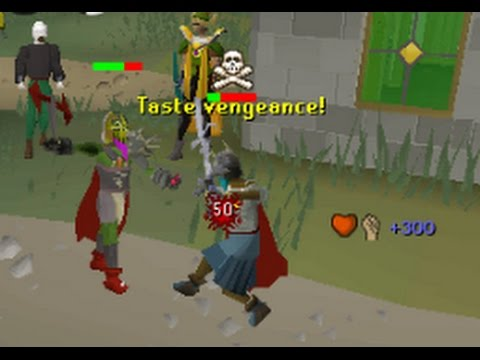 Testing Out The UNDERUSED Dragon Battleaxe In PVP!