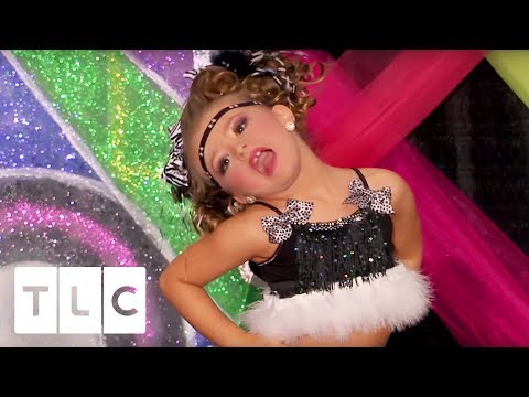 Unforgettable Bodybuilder Disco Routine | Toddlers And Tiaras