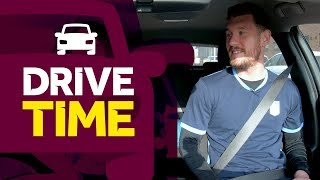 Drive Time: Jed Steer