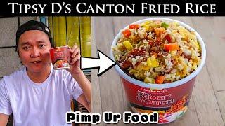 Pimp Ur Instant Noodles - Canton Fried Rice (Budget Meal)  Pimp Ur Food Ep16