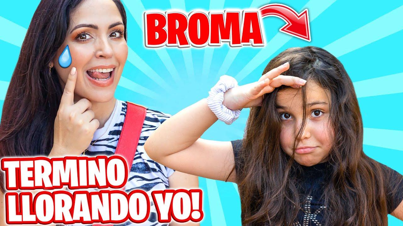 Regala Tus Juguetes Broma A Mi Sobrina Y Termino Llorando Yo Sandra Cires Art Con Mia Video Analysis Report