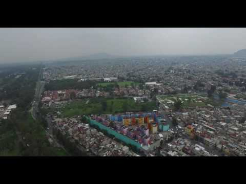 Cuemanco's Park, Xochimilco, Mexico City