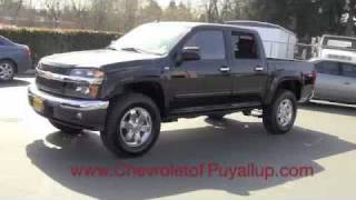 2011 Chevy Colorado Dealer Review Chevrolet of Puyallup, WA