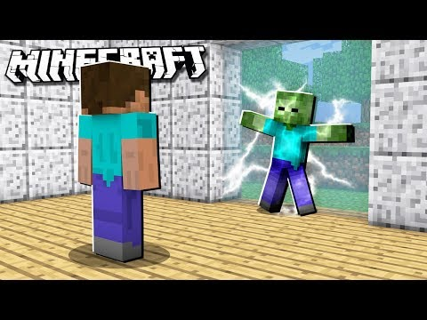 How to Make a FORCE FIELD DOOR in Minecraft!