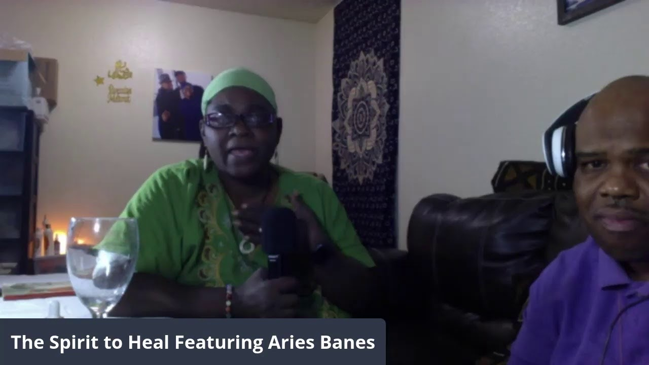 The Spirit to Heal with Aries Banes